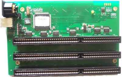 ssi2-isa-x3 - SSI2 ISA 3 connector card