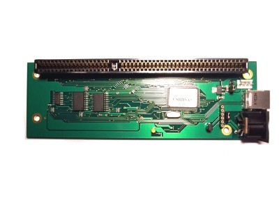 usb2isa-r - USB 2.0 to ISA card ROHS